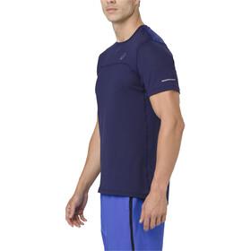 asics Cool SS Top Herren indigo blue/illusion blue